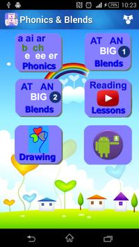 Phonics and Blending for Kids poster