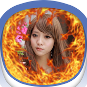 Fire Fx Photo Editor icon