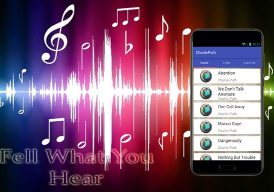 Charlie Puth Attention Top Song Mp3 And Lyric for Android - APK Download
