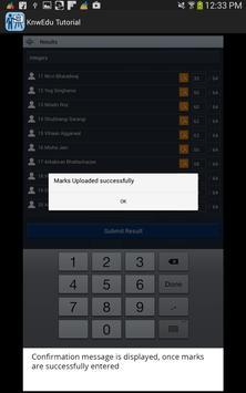 KnwEdu Tutorial screenshot 3