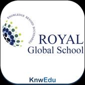 KnwEdu Royal Global School icon