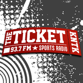 93.7 The Ticket icon
