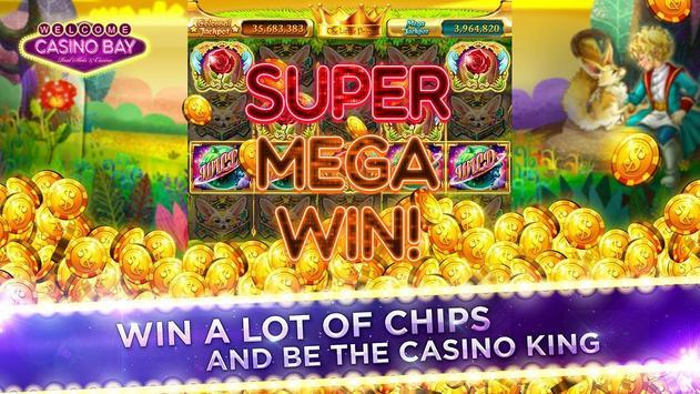 Casino Bay SEA - Free Slots, Poker, Bingo screenshot 10