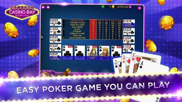 Casino Bay SEA - Free Slots, Poker, Bingo screenshot 11