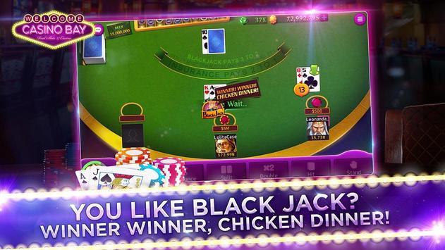 Casino Bay SEA - Free Slots, Poker, Bingo screenshot 13