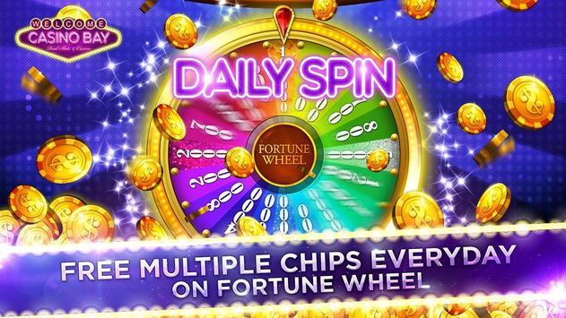 Casino Bay SEA - Free Slots, Poker, Bingo screenshot 15