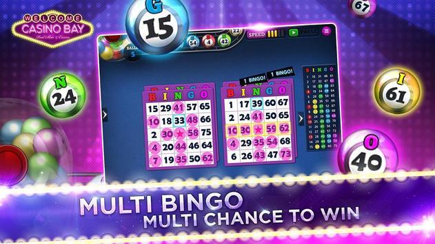 Casino Bay SEA - Free Slots, Poker, Bingo screenshot 4