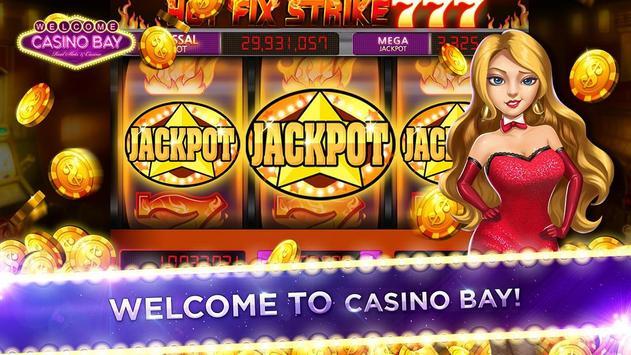 Casino Bay SEA - Free Slots, Poker, Bingo screenshot 8