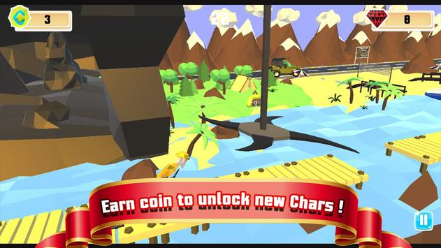Chaos in the Paradise apk screenshot