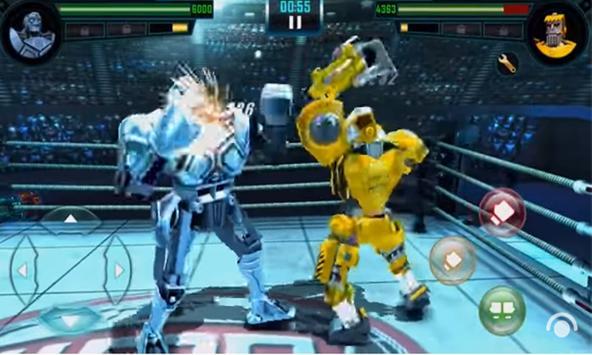 Xujo For Real Steel Boxing screenshot 2