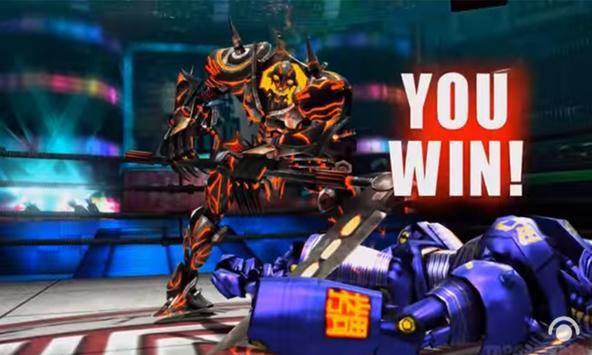 Xujo For Real Steel Boxing screenshot 3