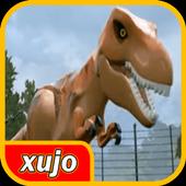 Xujo Lego Jurassic Battle icon