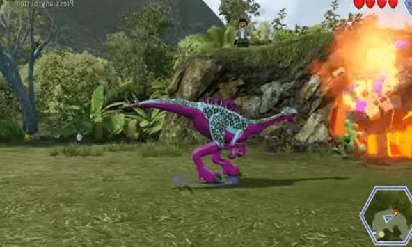Xujo Lego Jurassic Battle screenshot 1