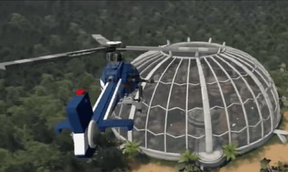 Xujo Lego Jurassic Battle screenshot 2