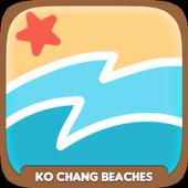 Ko Chang Beaches icon