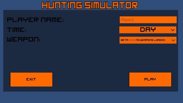 Hunting Simulator 17 (Unreleased) poster