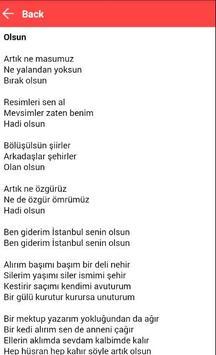 Sertab Erener - Olsun apk screenshot