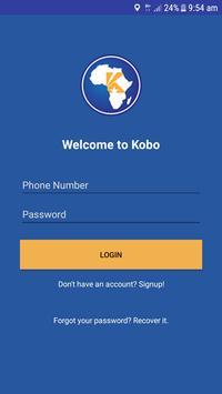 Kobo poster