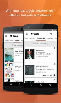Ler livros digitais - Kobo Books apk imagem de tela