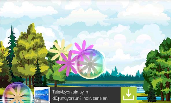 Baloncuk ve Çiçekler apk screenshot