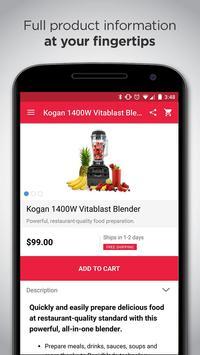 Kogan.com apk screenshot