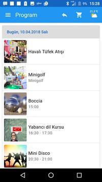 Kemer App screenshot 1
