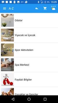 Kemer App screenshot 2