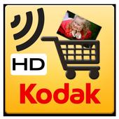 KODAK MOMENTS HD TABLET APP icon