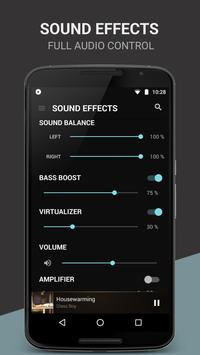 BlackPlayer Music Player apk スクリーンショット