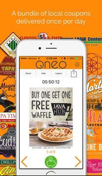 Qneo poster