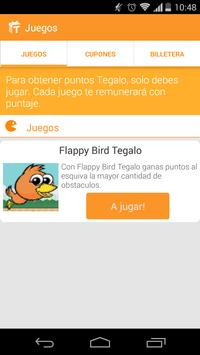 Tegalo apk screenshot