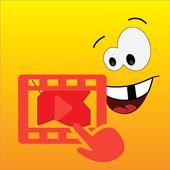 Funny Video HD icon