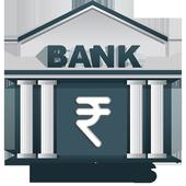 Bank Details - IFSC MICR Bank Info icon