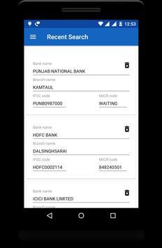 Bank Details - IFSC MICR Bank Info screenshot 5