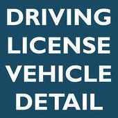 Driving License icon