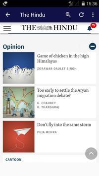 Newspaper Editorial and Opinion English Newspaper screenshot 2
