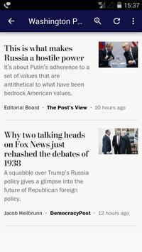 Newspaper Editorial and Opinion English Newspaper screenshot 3