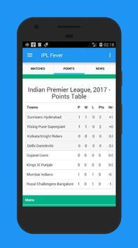 T20 IPL Fever 2017 apk screenshot