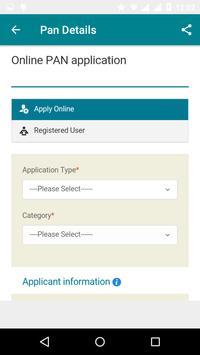 Pan Card Instant Service apk screenshot
