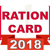 Ration Card all States 2017-18 icon