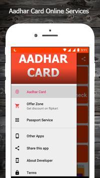 Aadhar Card Online Services screenshot 2