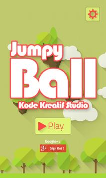 Jumpy Ball poster