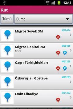Merch Mobile screenshot 1