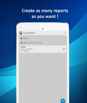 Expense Reporter-Reimbursement apk screenshot