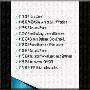 Kode Rahasia Akses Ponsel poster