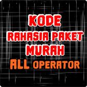 Kumpulan Kode Rahasia Paket Murah Alloperator icon