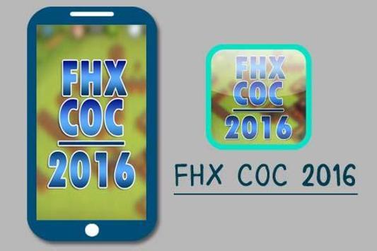 FHX COC 2016 apk screenshot