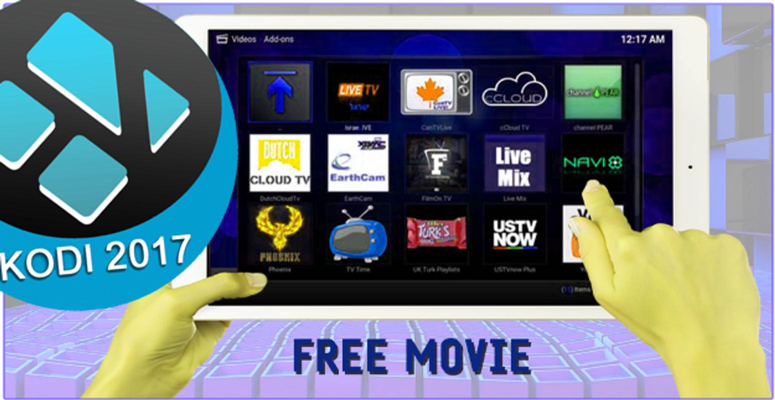 how to get free movies with kodi