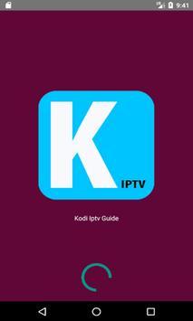 GUIDE FOR KODI APP IPTV 2017 poster