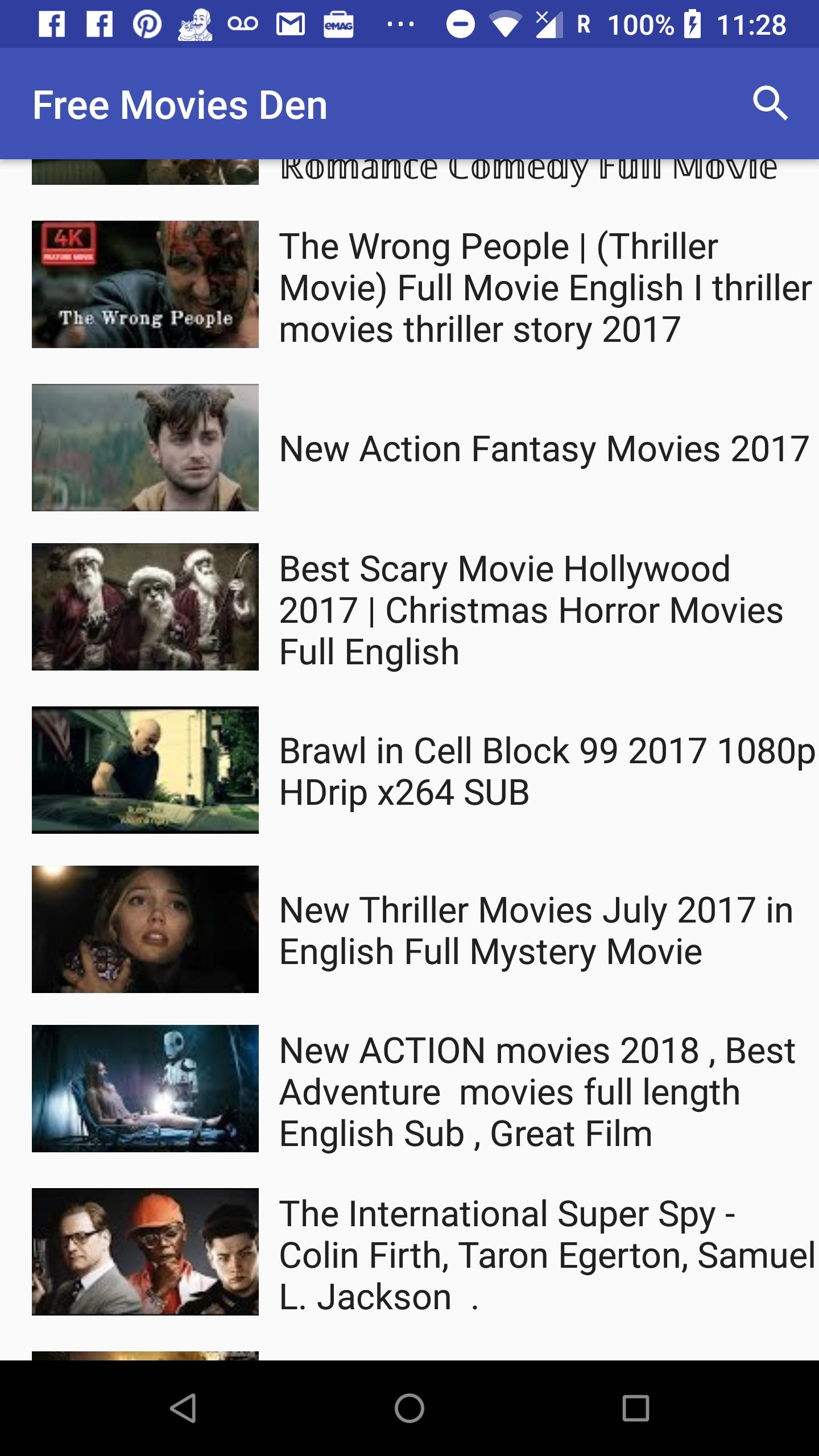 Free Movies Den for Android - APK Download